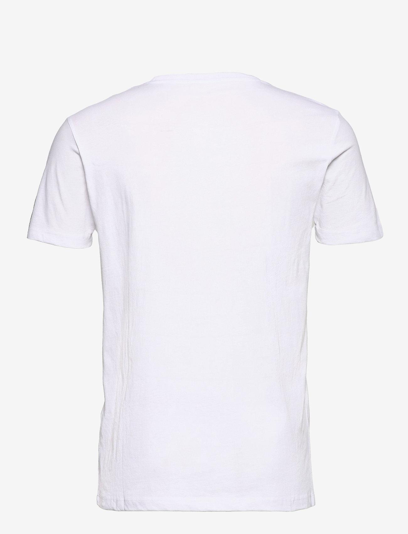 Replay 000 - T-skjorter WHITE - Menn Klær