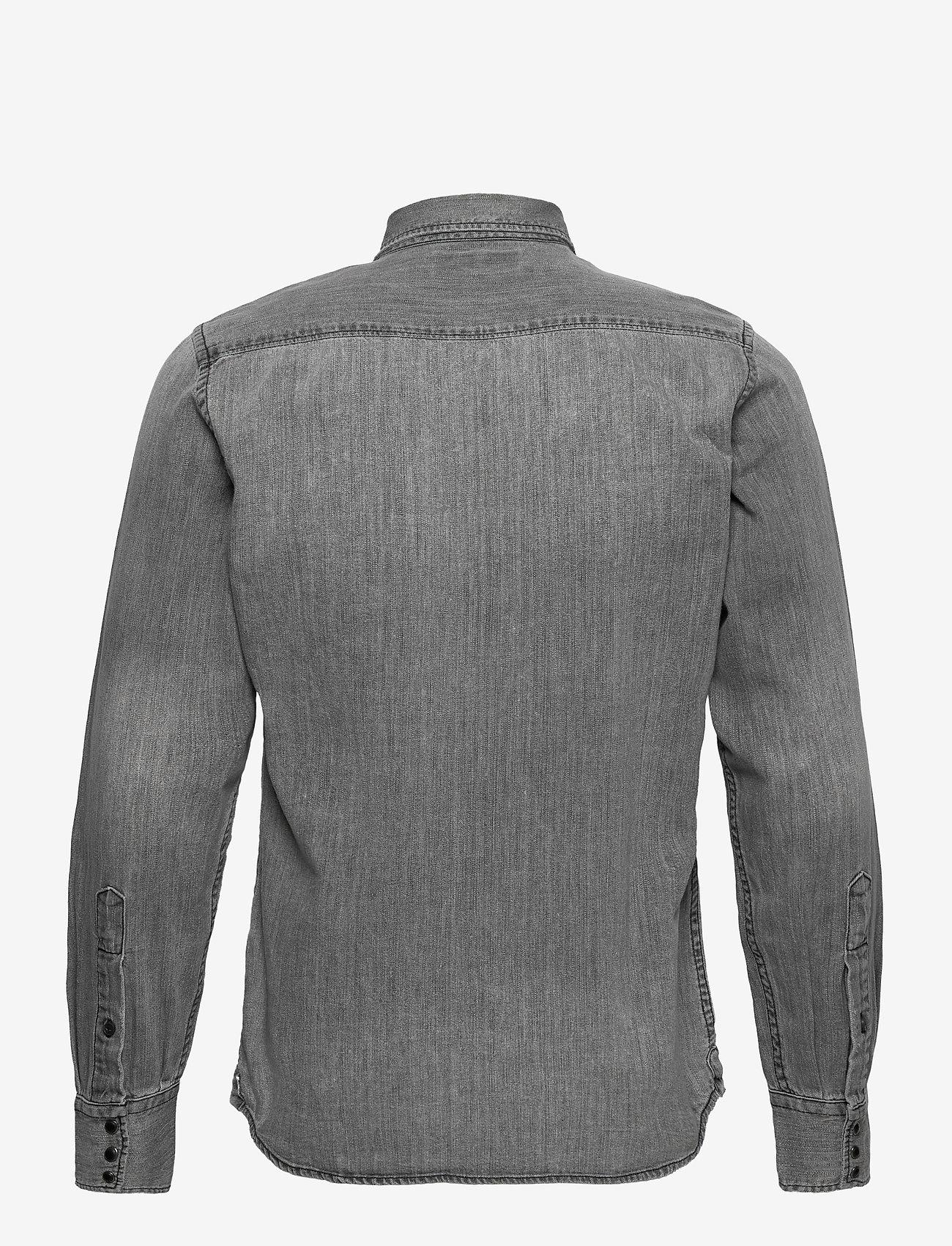 Replay - Shirt - peruspaitoja - medium grey - 1