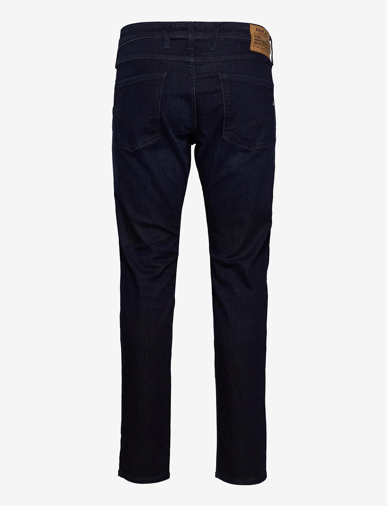 Replay - ANBASS - slim jeans - dark blue - 1