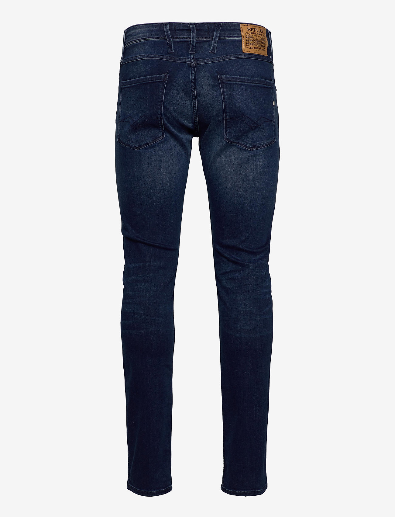 Replay - ANBASS - slim jeans - medium blue - 1