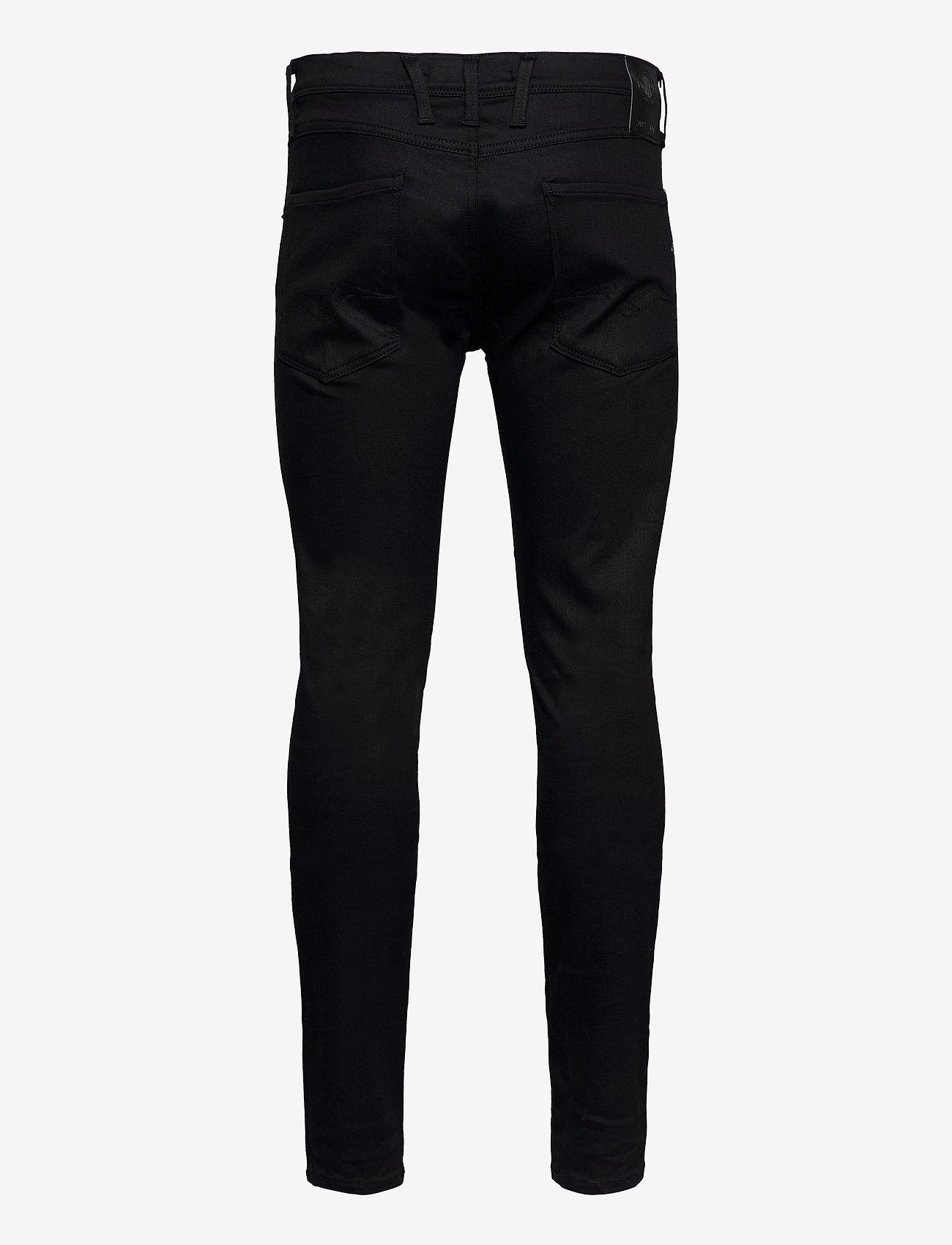 Replay ANBASS - Jeans BLACK - Menn Klær