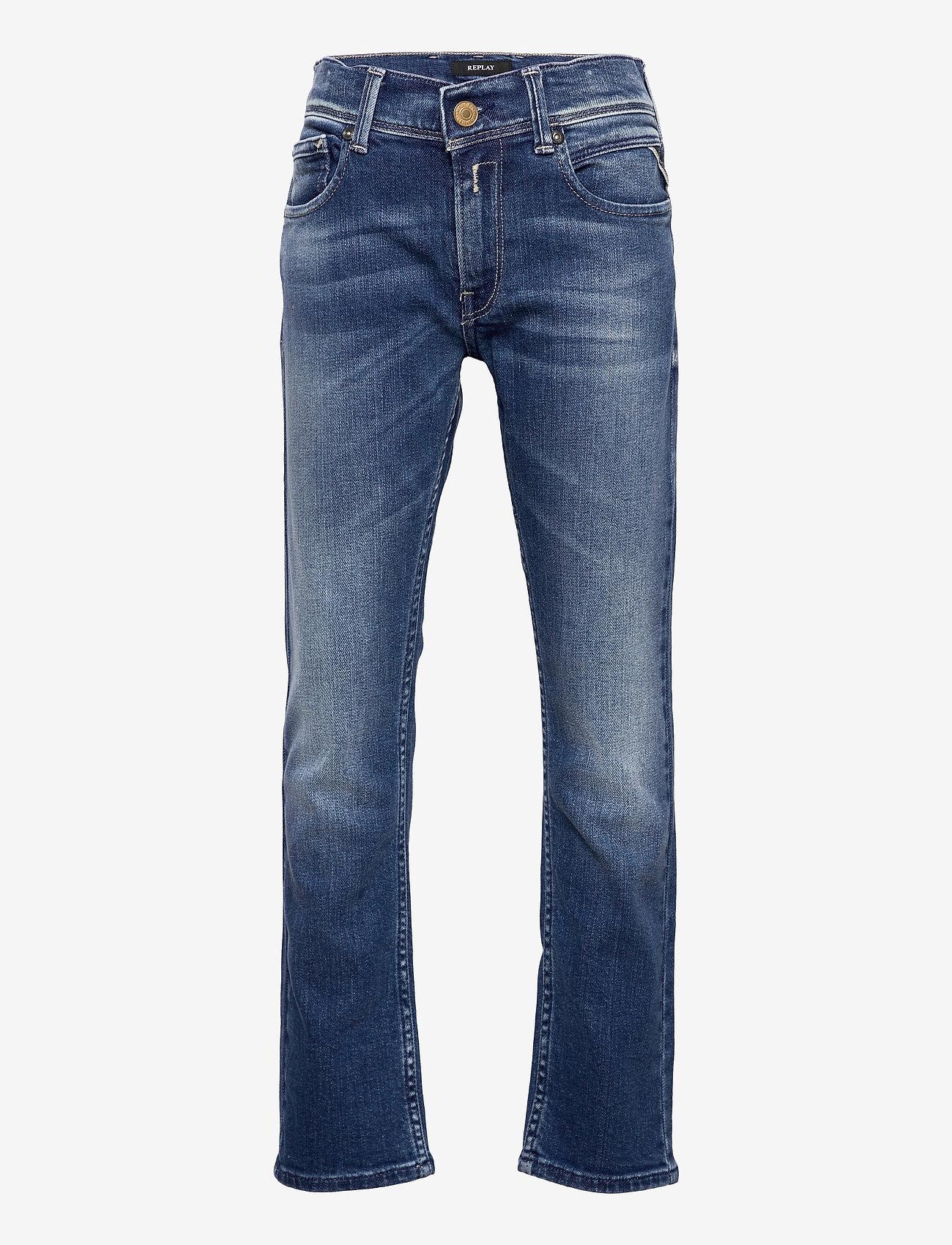 Replay - NEILL - jeans - denim - 0