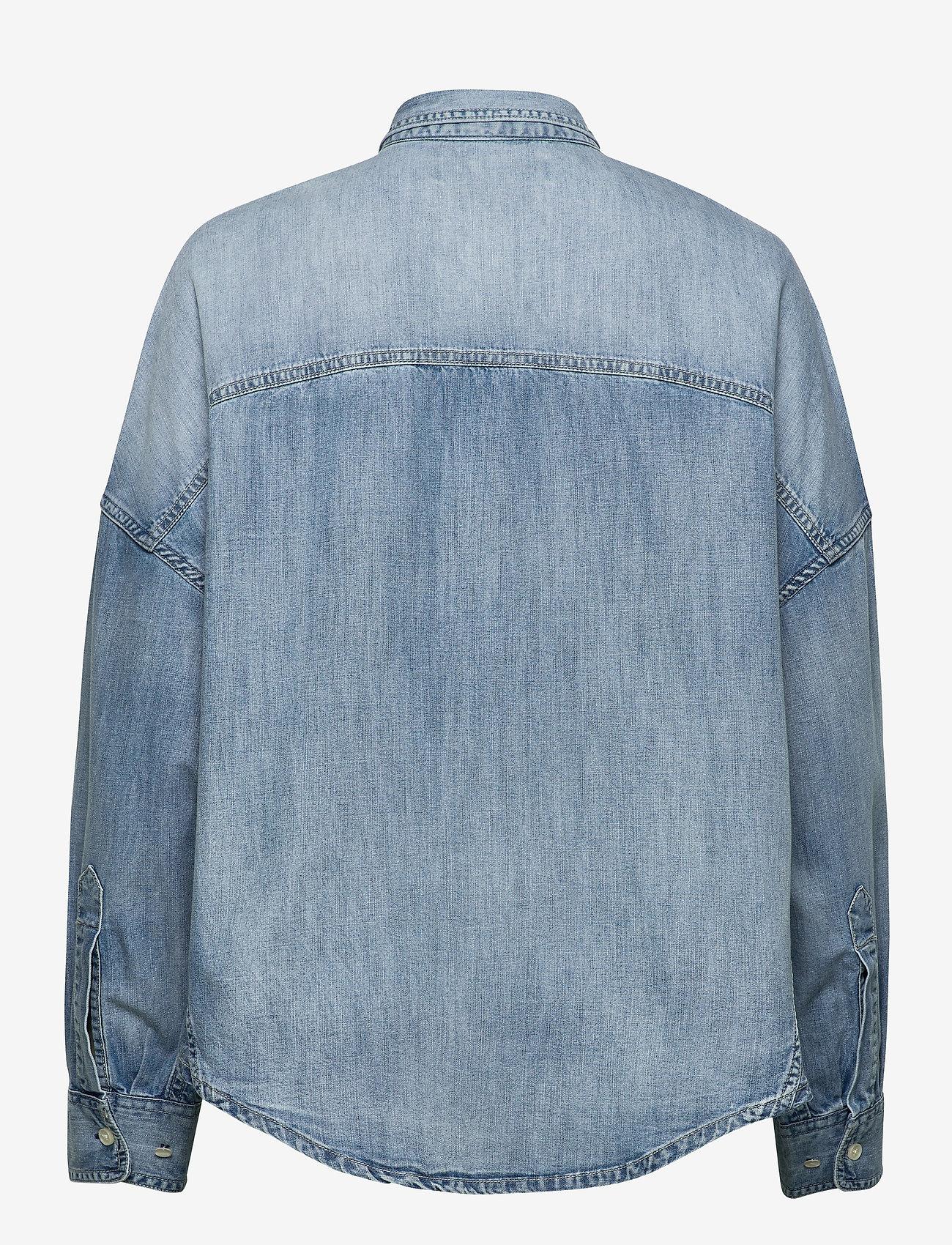 Replay - Shirt - jeansblouses - light blue - 1
