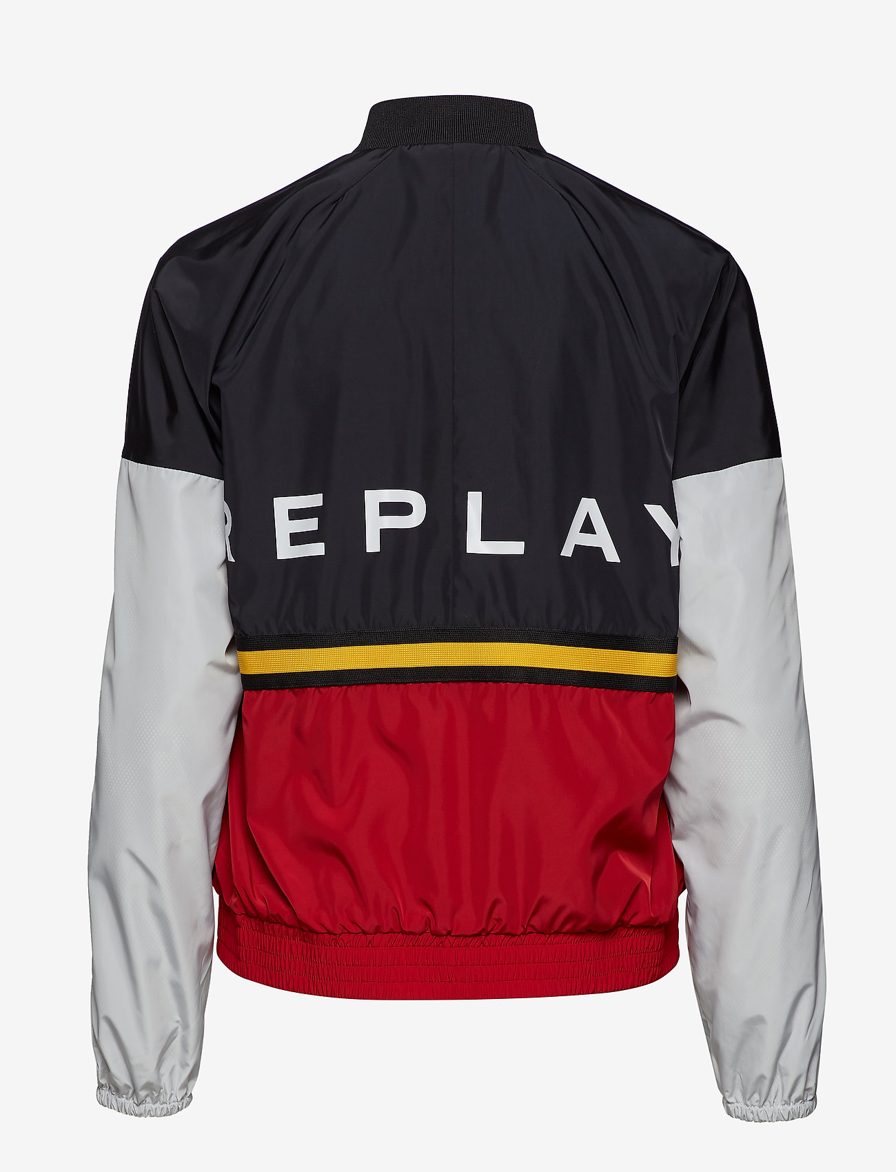 Replay - Jacket - light jackets - red/white/black