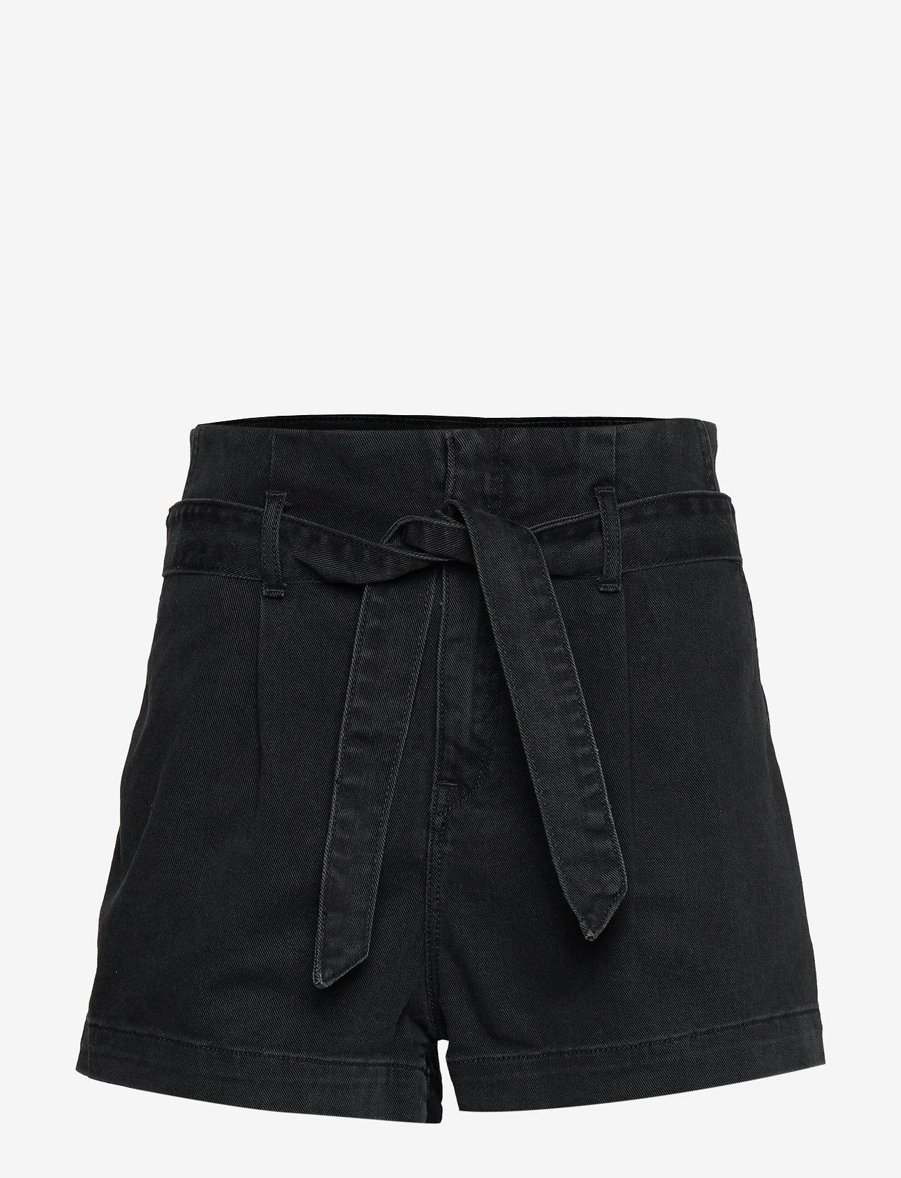 Replay - Shorts - paper bag shorts - black - 0