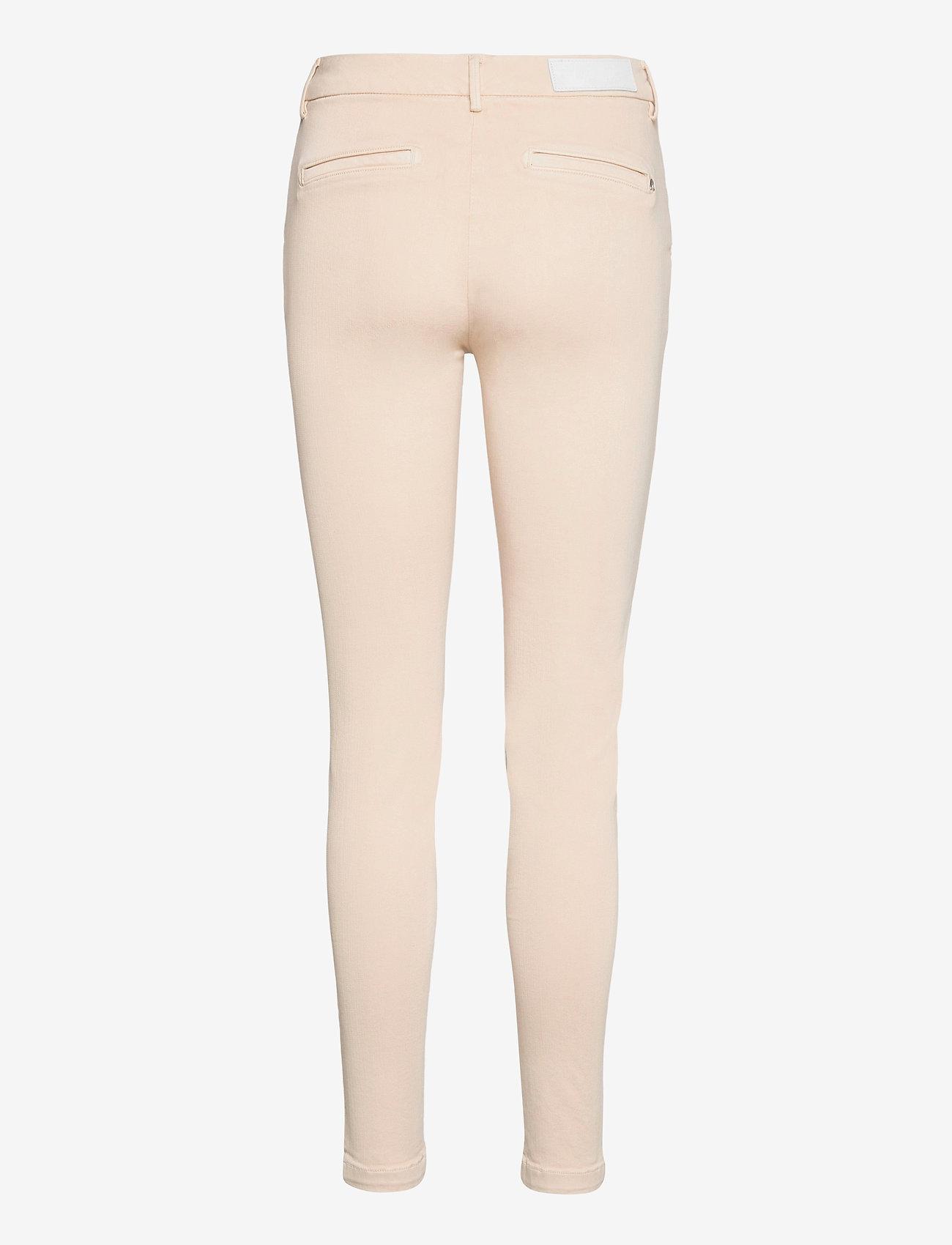 Replay - LYSA HYPERFLEX - slim jeans - cream - 1