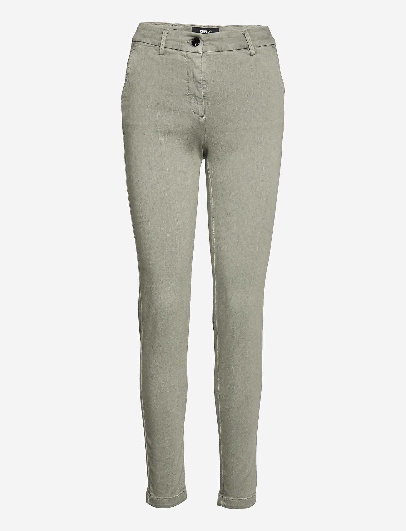 Replay - LYSA HYPERFLEX - slim jeans - sage green - 0