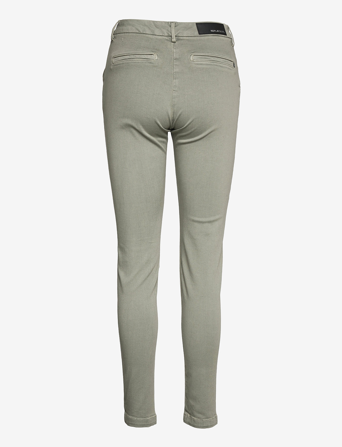 Replay - LYSA HYPERFLEX - slim jeans - sage green - 1