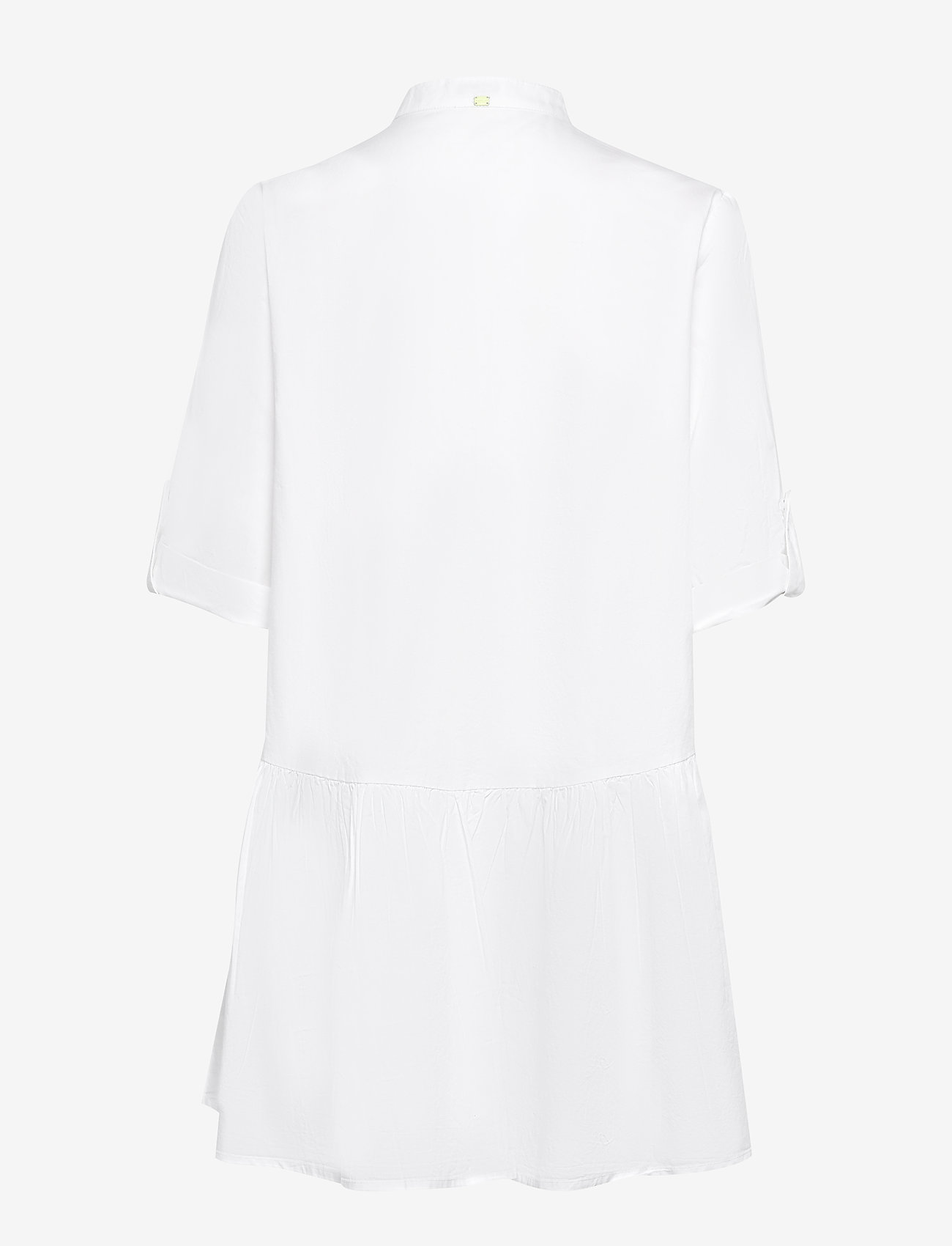 Dress (White) - Replay PWMQRu