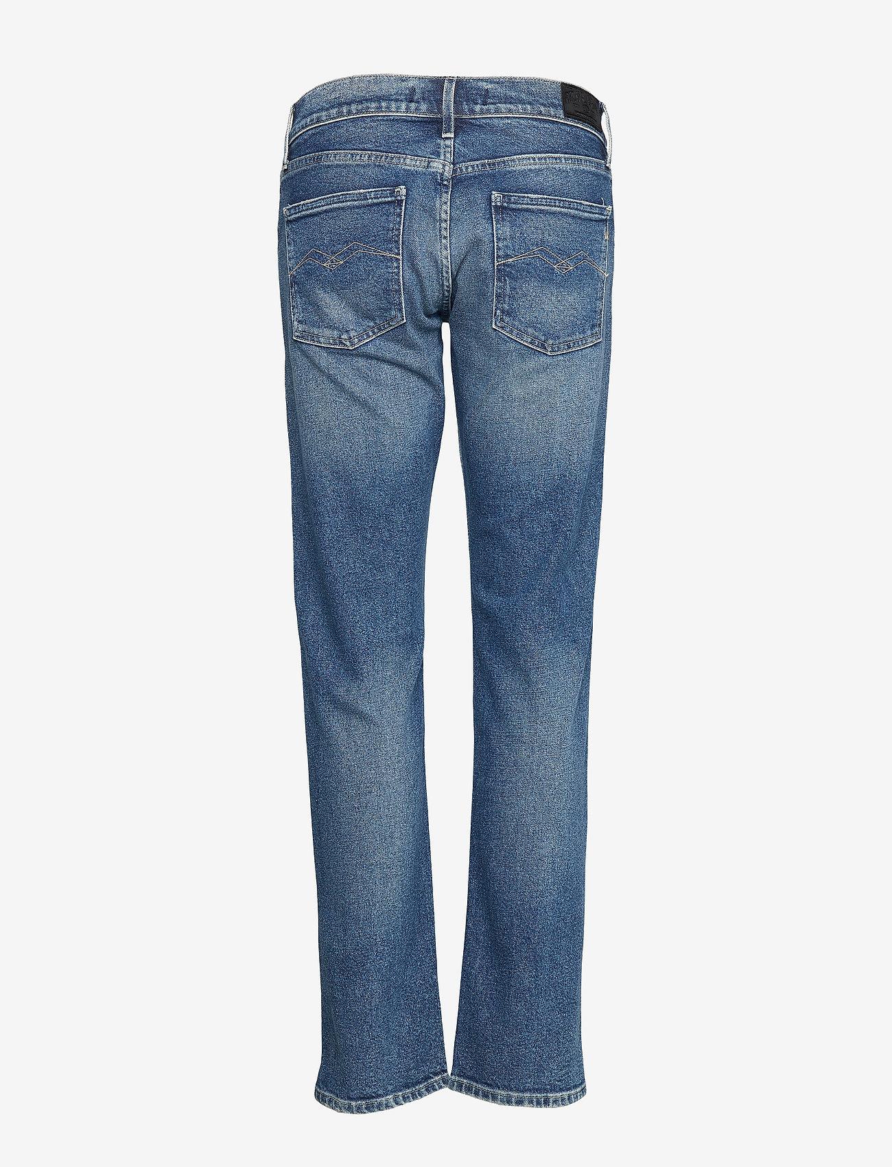 Replay - JOPLYN - straight jeans - medium blue - 1