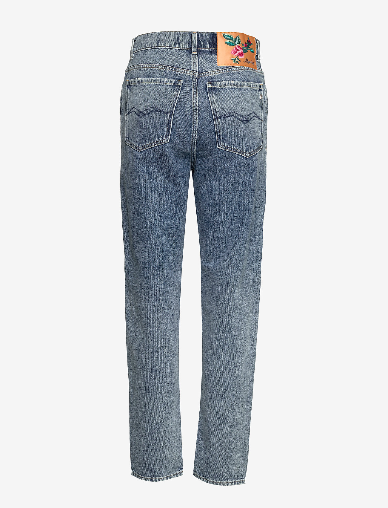 Replay - KILEY - straight jeans - light blue - 1