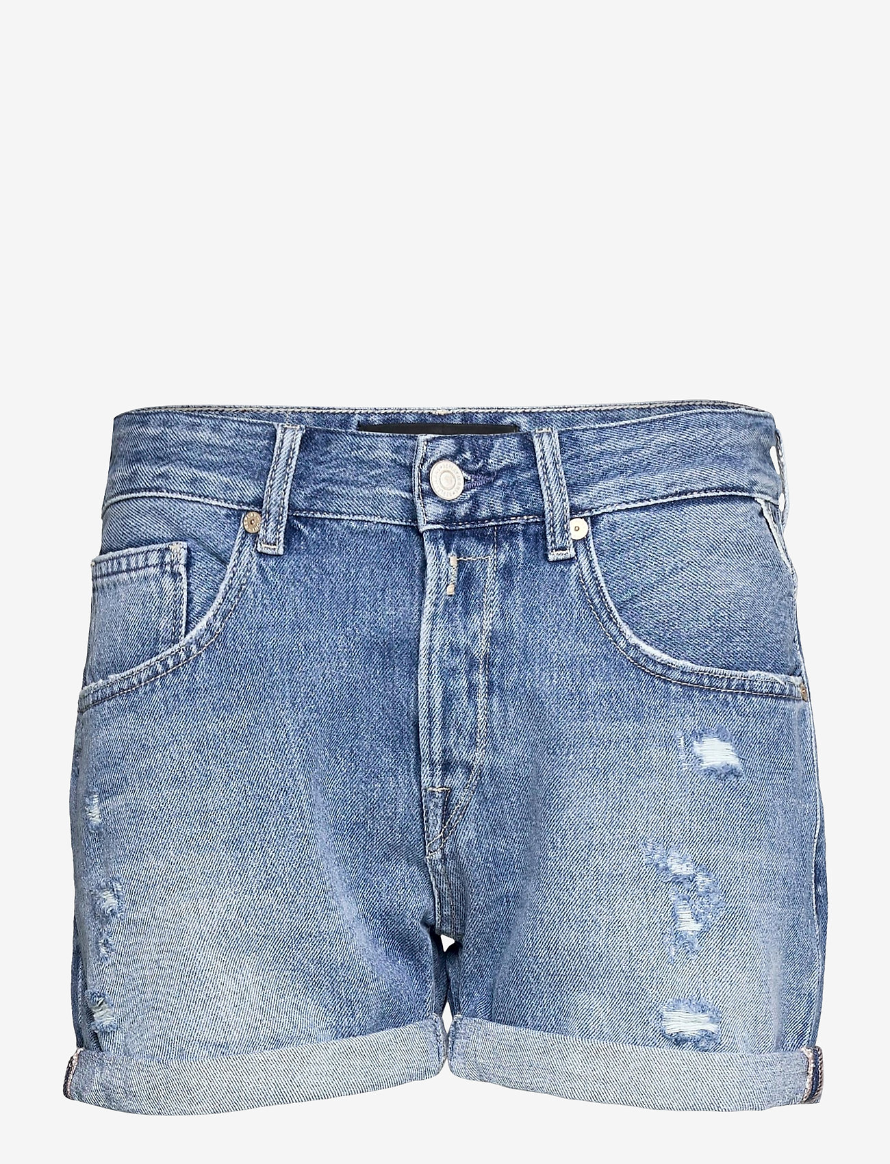 Replay - ANYTA Rose Label Pack - jeansshorts - medium blue - 0