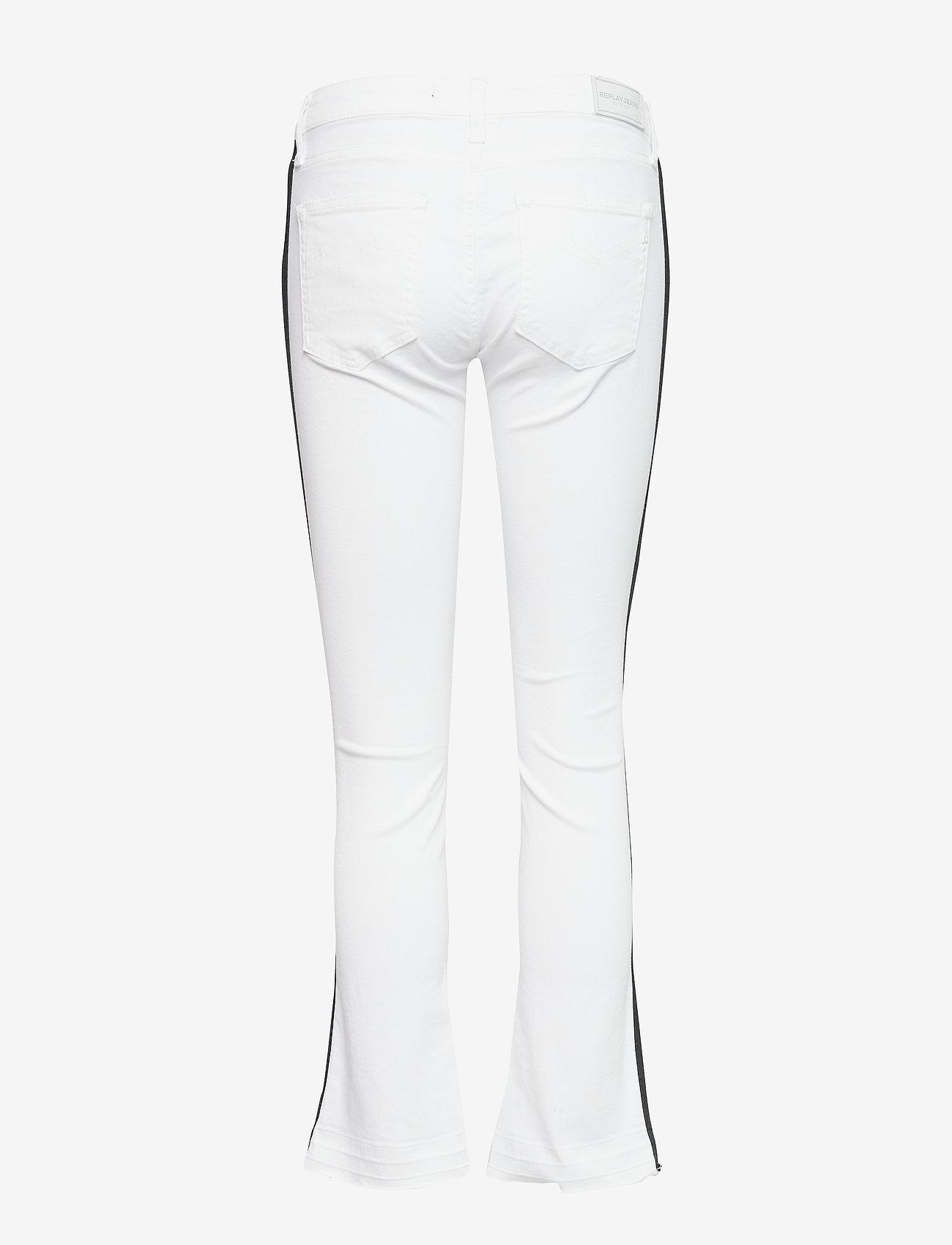 Replay - DOMINIQLI - slim jeans - white