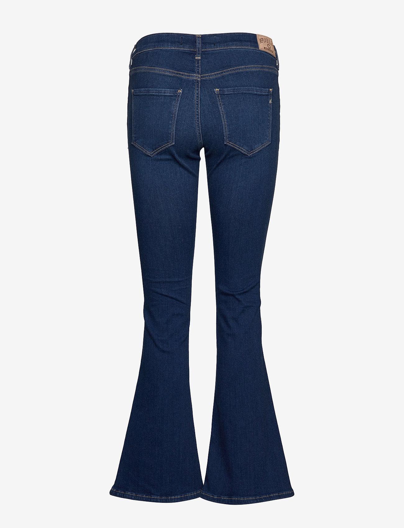 Replay - Shorts - schlaghosen - medium blue - 1