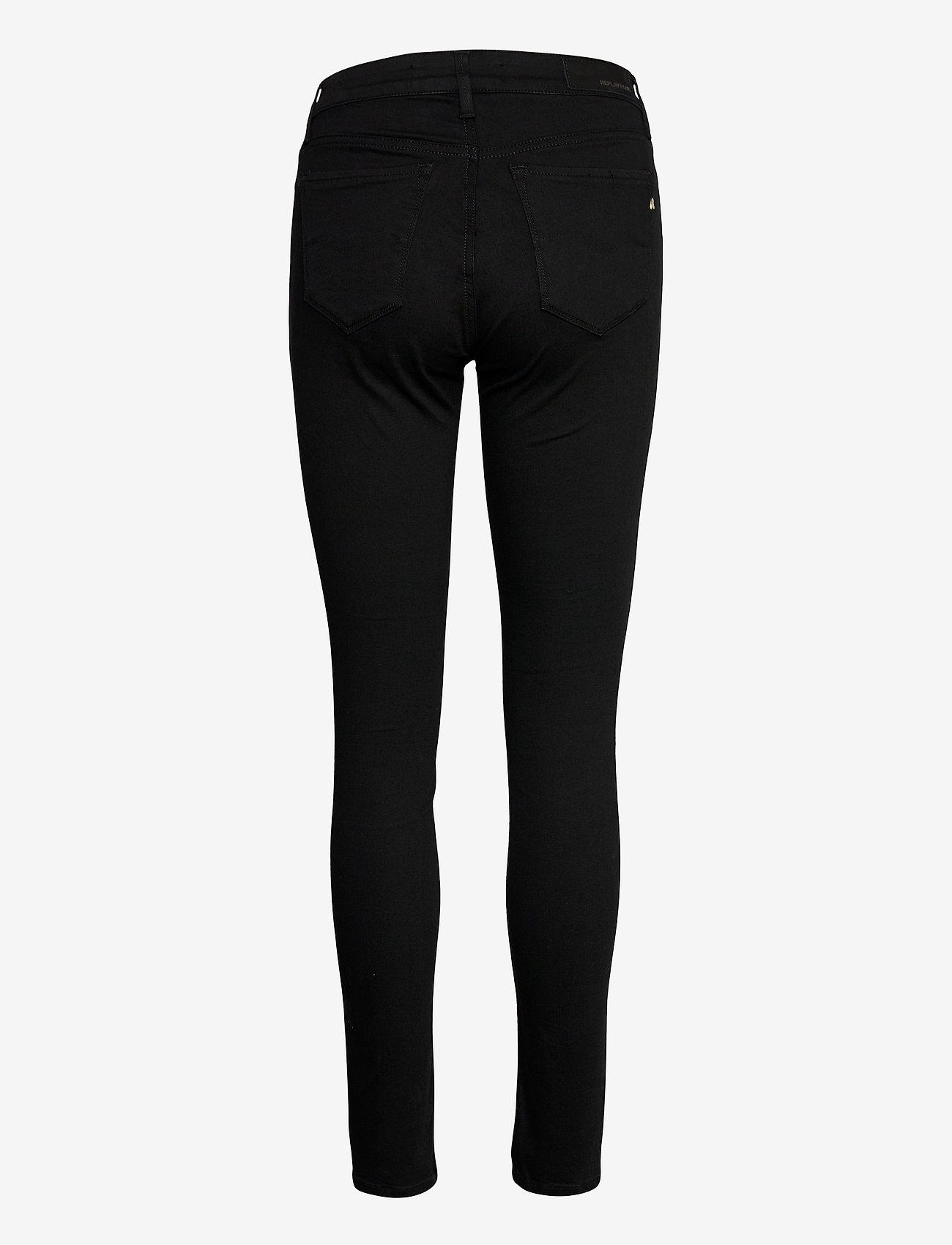 Replay - LUZIEN - slim jeans - black - 1