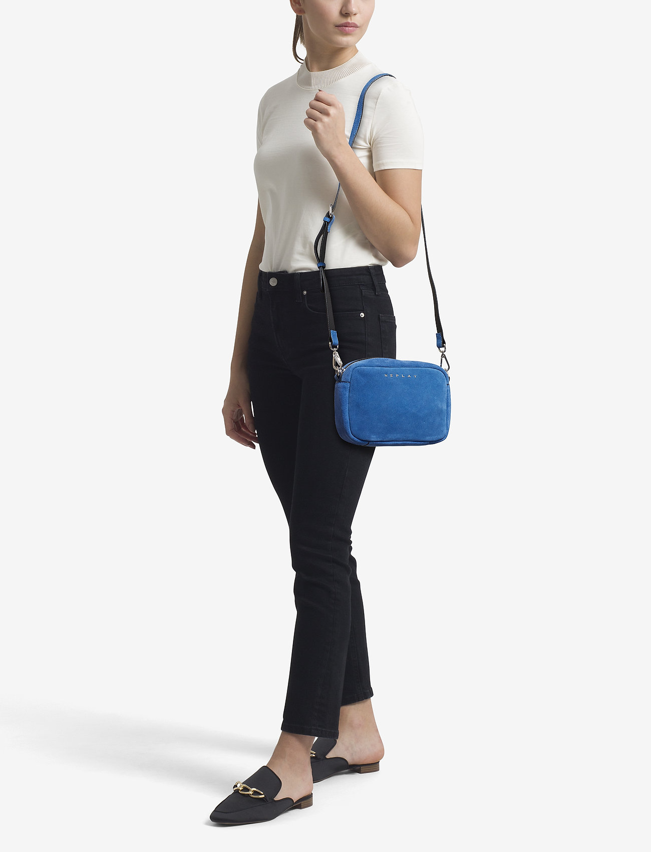 Replay Bag - ELECTRIC BLUE