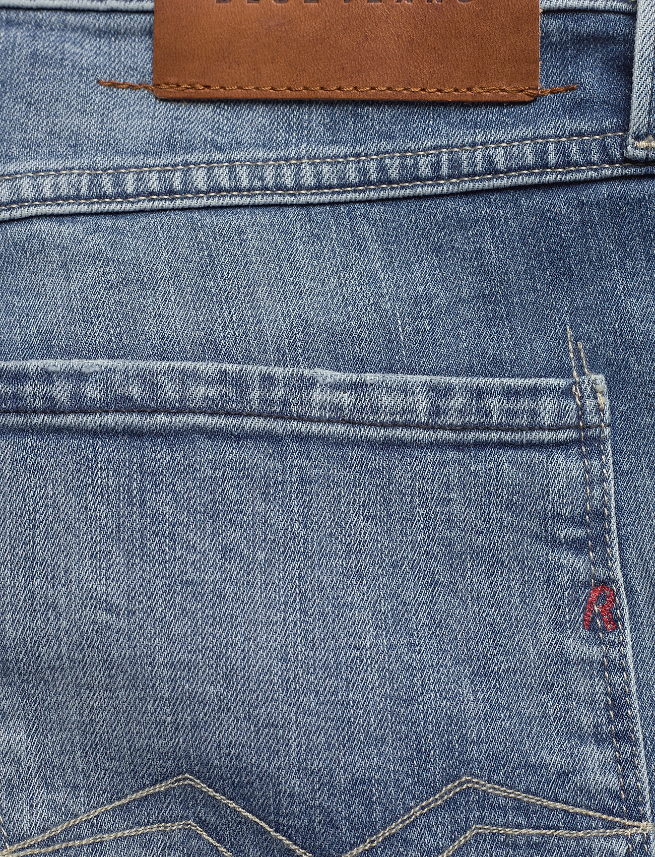 Replay ANBASS - Jeans LIGHT BLUE - Menn Klær