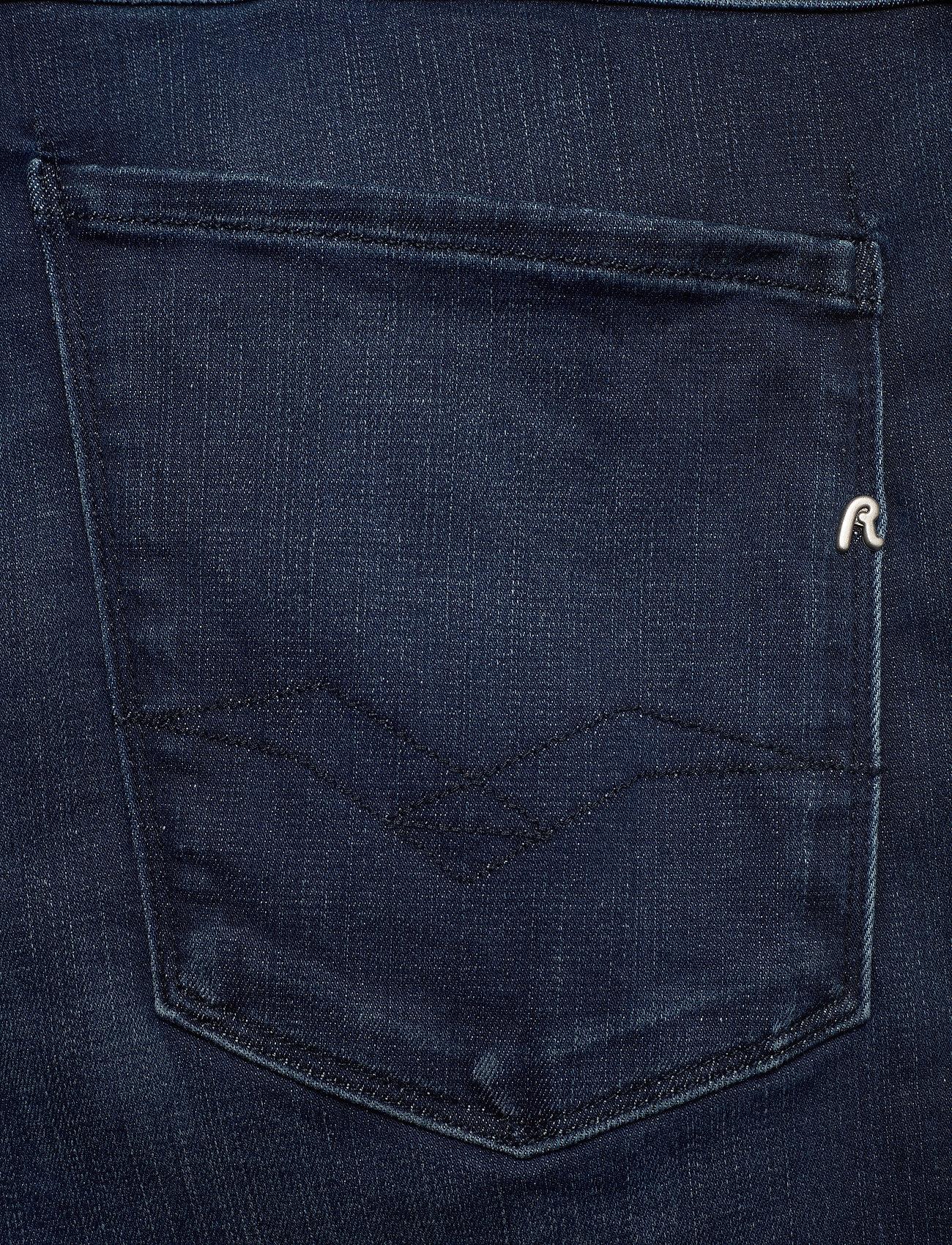 Replay Anbass Short - Shorts Dark Blue