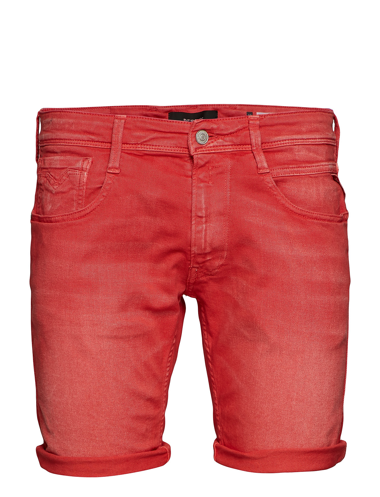 Replay ANBASS SHORT - POPPY RED