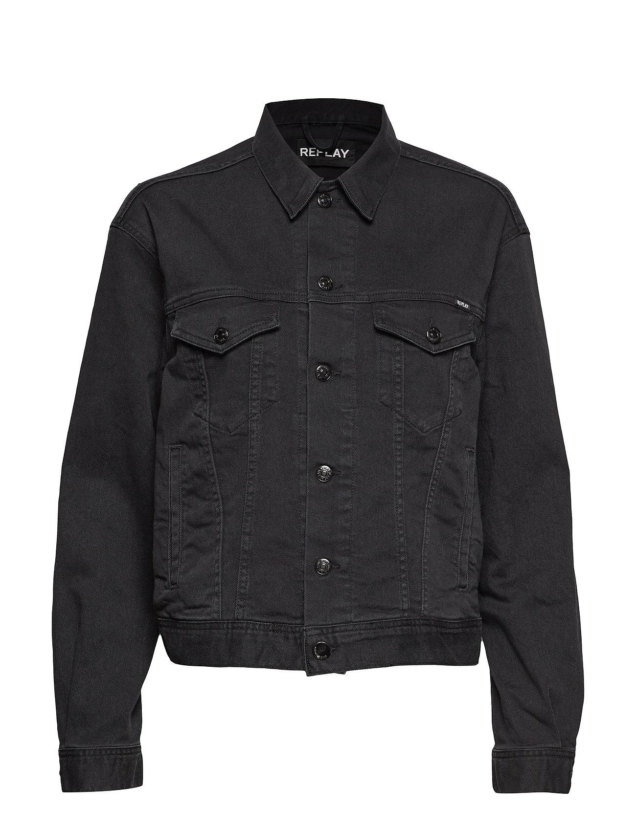 Replay Jacket - BLACK
