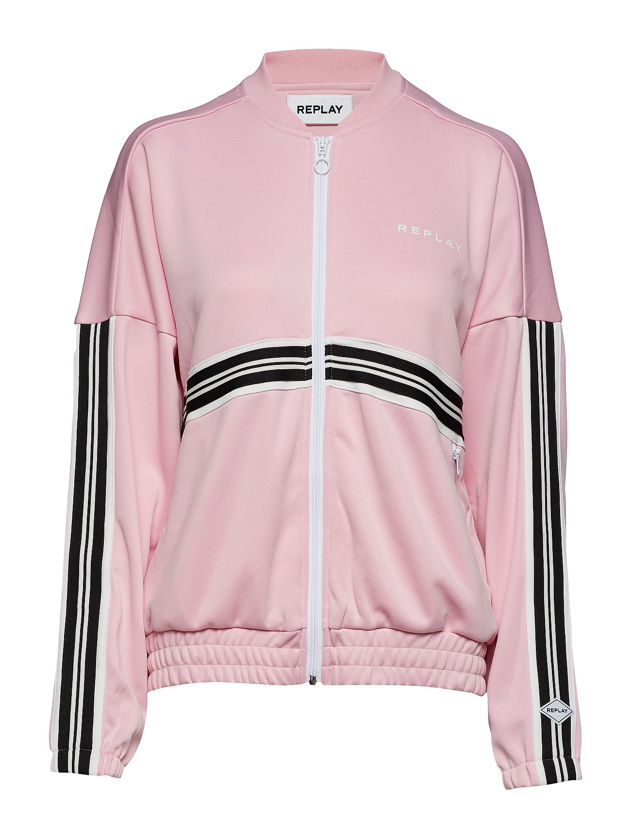 Replay Sweatshirt - COMFIT PINK
