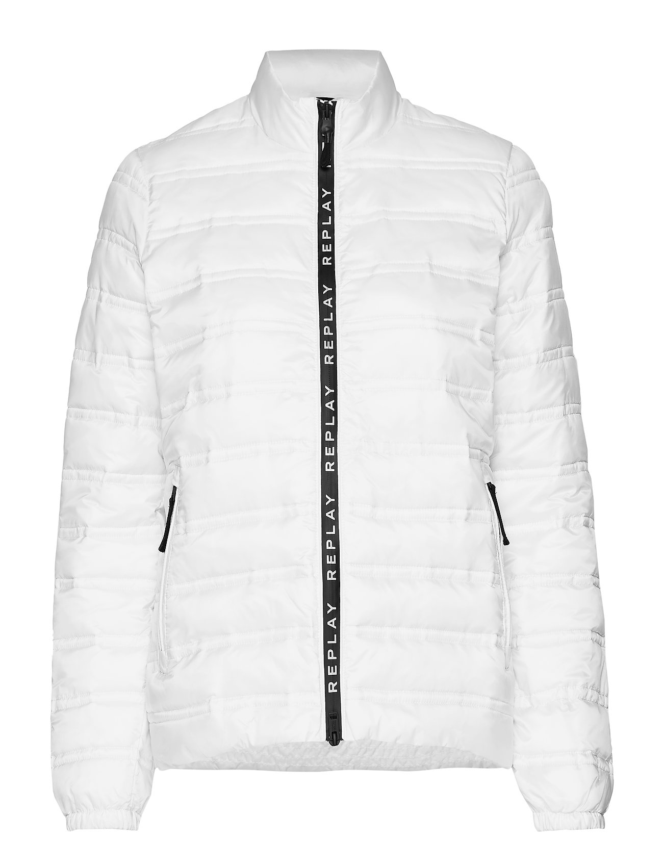 Replay Jacket - BUTTER WHITE