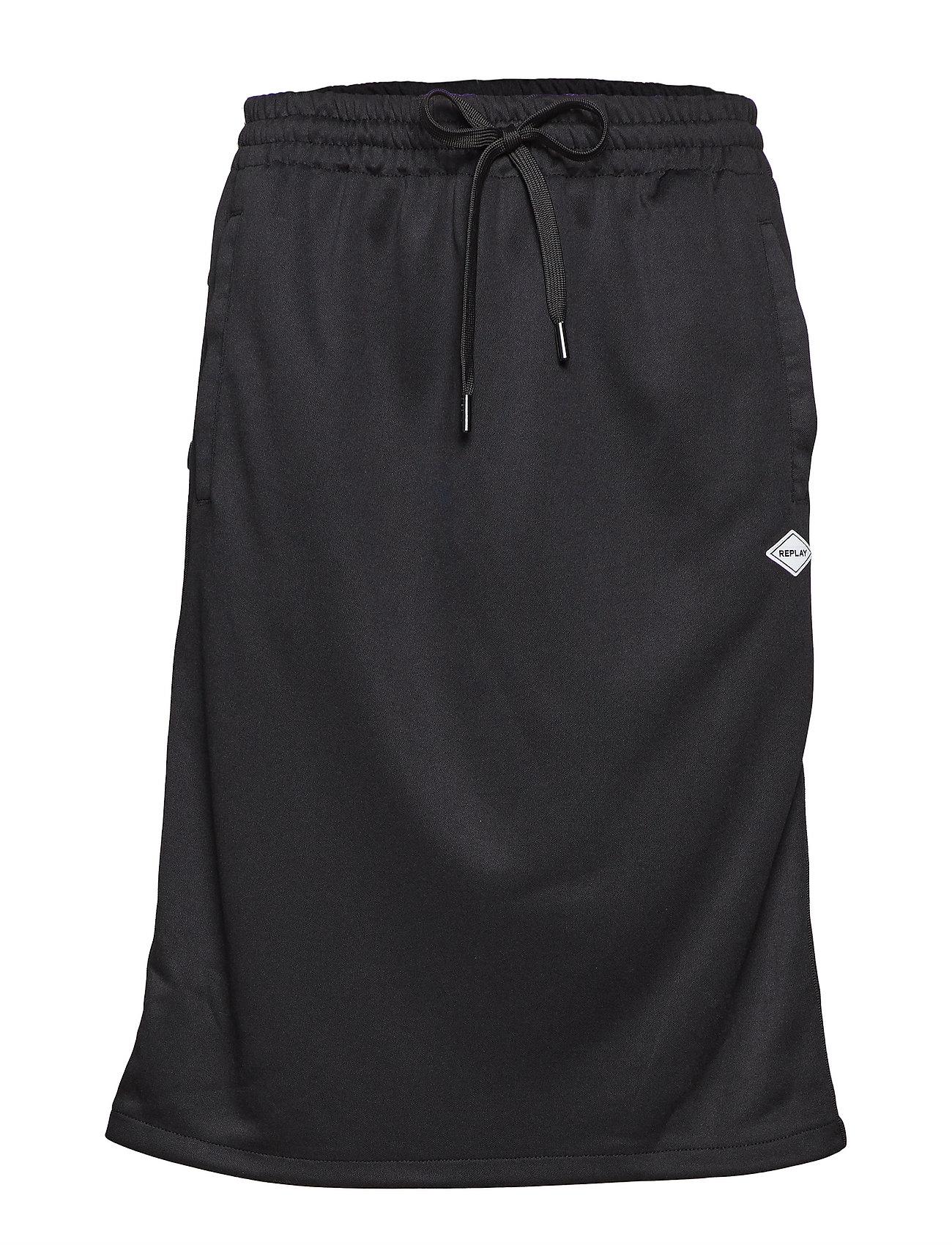 Replay Skirt - BLACK