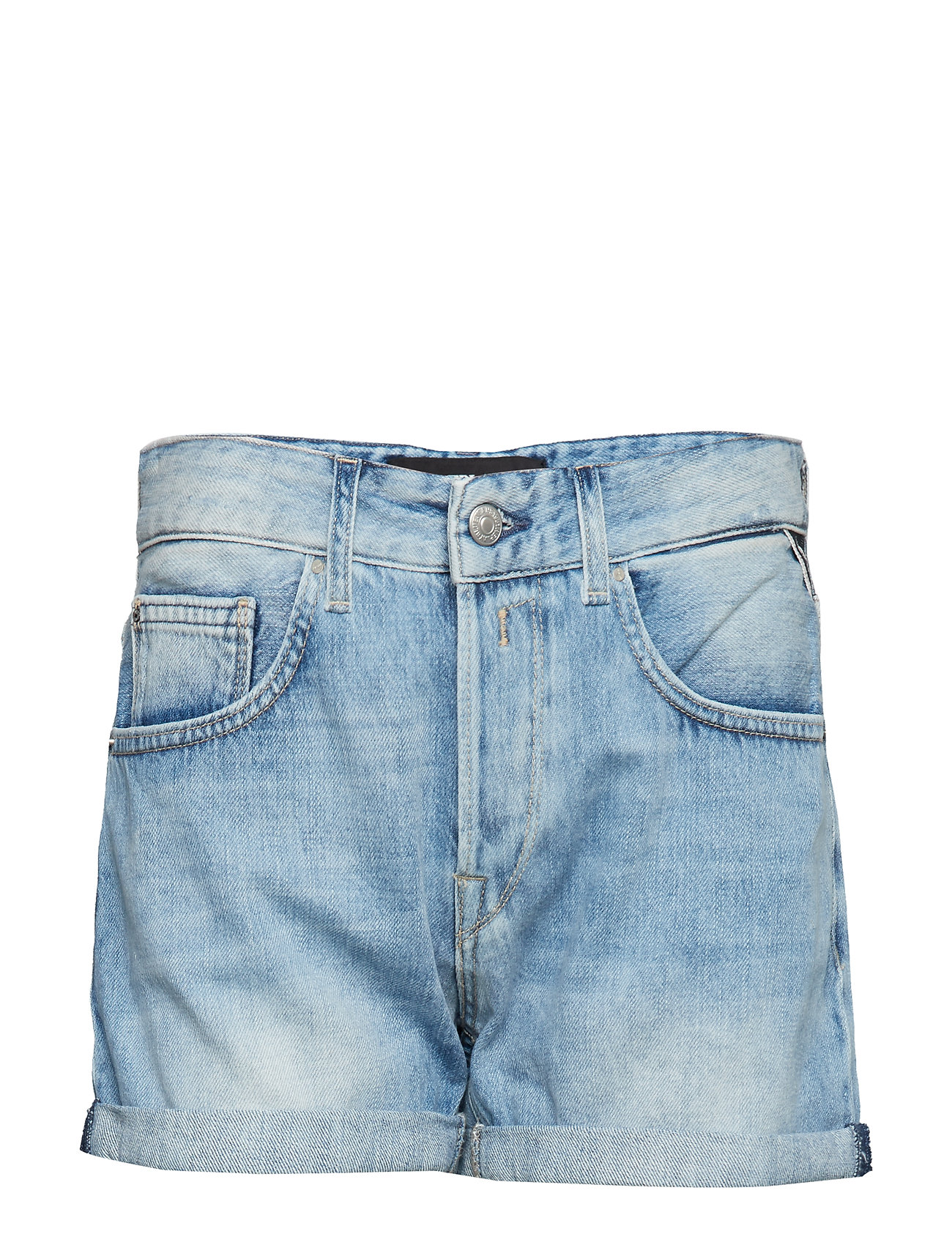 Replay Denim Shorts - LIGHT BLUE