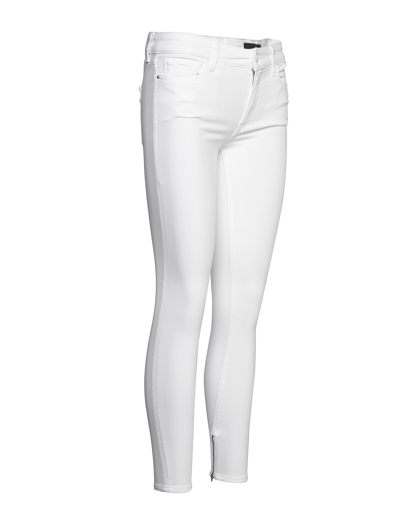 Replay New Luz Ankle Zip (White), 594.30
