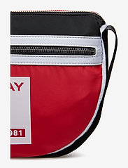 Replay - Bag - bum bags - blood red -black-optical white - 3