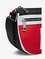 Replay - Bag - bum bags - blood red -black-optical white - 5