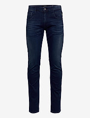 Replay - ANBASS - slim jeans - medium blue - 0
