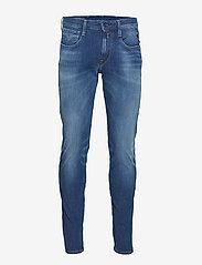 Replay - ANBASS - slim jeans - medium blue - 0