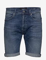 Replay - RBJ.901 SHORT - denim shorts - medium blue - 0
