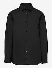 Replay - SHIRT Back To School - overhemden - black - 0