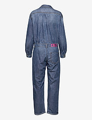 Replay - Jumpsuit Rose Label Pack - jumpsuits - medium blue - 1