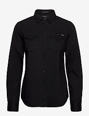 Replay - Shirt - jeansblouses - black - 0