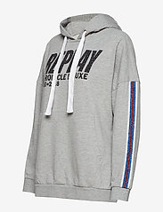 Replay - Sweatshirt - hoodies - light grey melange - 3