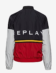 Replay - Jacket - light jackets - red/white/black - 1