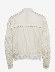 Replay - Jacket - bomber jakker - chalk - 1