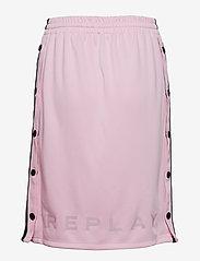 Replay - Skirt - midi skirts - comfit pink - 1