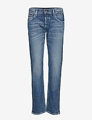 Replay - JOPLYN - straight jeans - medium blue - 0