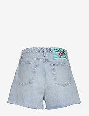 Replay - Shorts - chinos - light blue - 1