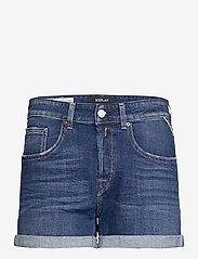 Replay - Jacket 573 BIO - jeansshorts - medium blue - 0