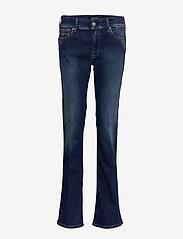 Replay - LUZ BOOTCUT - boot cut jeans - medium blue - 0