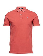 Polo - CORAL RED