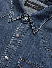 Replay - Shirt - podstawowe koszulki - medium blue - 2