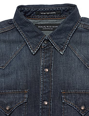 Replay - Shirt - peruspaitoja - dark blue - 2