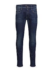 Anbass Slimmade Jeans Blå REPLAY