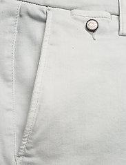 Replay - LEHOEN SHORT - farkkushortsit - light warm grey - 2